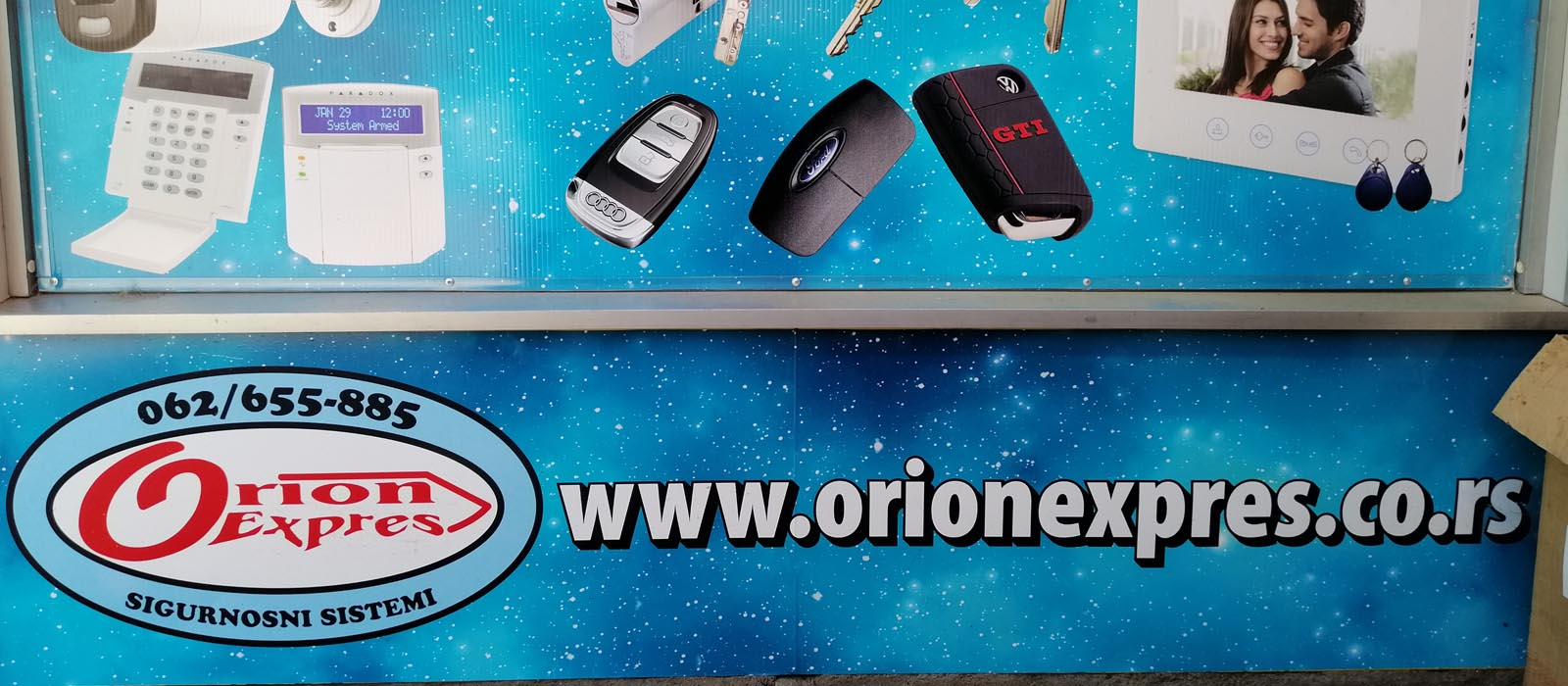 Orion Expres Zaječar